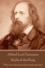 Alfred Lord Tennyson - Idylls of the King
