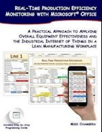 Real-Time Production Efficiency Monitoring with Microsoft Office