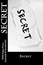 Secret (Journal / Notebook)