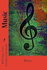 Music (Journal / Notebook)
