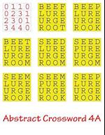 Abstract Crossword 4a