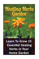 Healing Herbs Garden