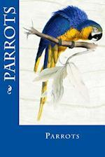 Parrots (Journal / Notebook)