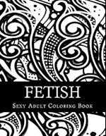 Fetish Sexy Adult Coloring Book