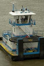 Tugboat on the Mississippi River Journal
