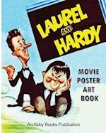 Laurel and Hardy Movie Poster Art Book