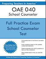 Oae 040 School Counselor