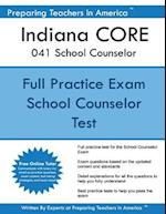 Indiana Core 041 School Counselor