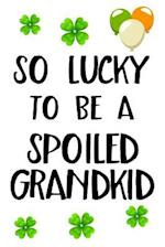 So Lucky to Be a Spoiled Grandkid