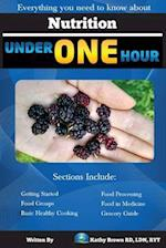 Nutrition Under One Hour