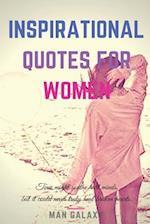 Inspirational Quotes for Women V.6