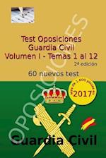 Test Oposiciones Guardia Civil