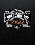 Colour My Sketchbook Wild