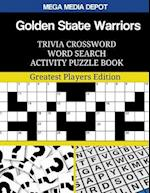 Golden State Warriors Trivia Crossword Word Search Activity Puzzle Book