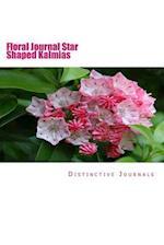 Floral Journal Star Shaped Kalmias