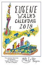 Eugene, Oregon Calendar 2018