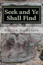 See and Ye Shall Find af Martin P. Nicholson