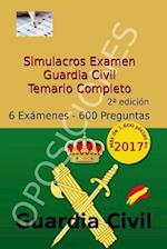 Simulacros Examen Guardia Civil