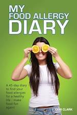 My Food Allergy Diary