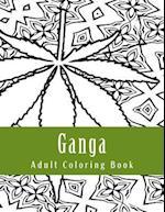 Ganga Adult Coloring Book