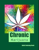Chronic Adult Coloring Book