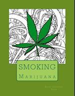 Smoking Adult Coloring Book