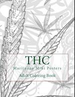 THC Adult Coloring Book