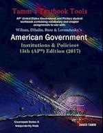 American Government 15th Edition+ Student Workbook (AP* Government)