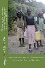 Monitoring and Evaluation Practice in Water, Sanitation and Hygiene (Wash)