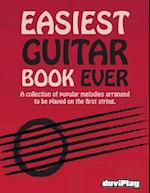 Easiest Guitar Book Ever