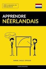 Apprendre Le Neerlandais - Rapide / Facile / Efficace