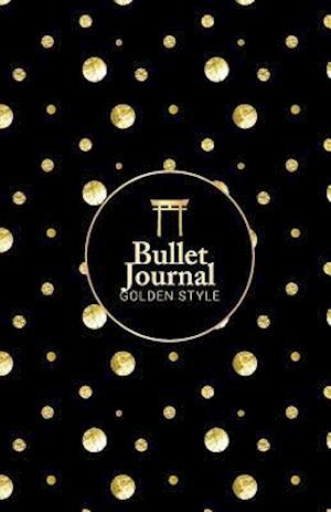 Bullet Journal Golden Style