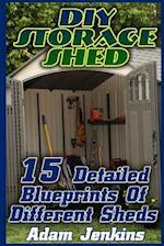 DIY Storage Shed