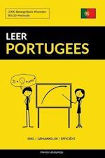 Leer Portugees - Snel / Gemakkelijk / Efficient