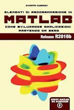 Elementi Di Programmazione in MATLAB