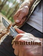 Password Book (Whittling