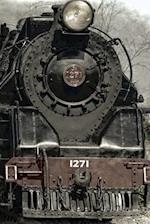 My Train Journey (Journal / Notebook)