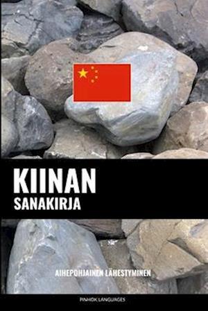 Kiinan sanakirja