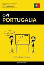 Opi Portugalia - Nopea / Helppo / Tehokas