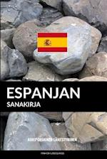 Espanjan Sanakirja