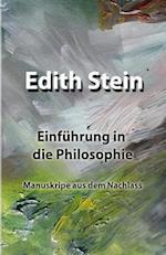 Einfuhrung in Die Philosophie