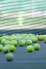 Tennis (Journal / Notebook)