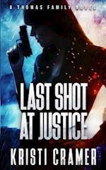 Last Shot at Justice af Kristi Cramer