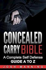 Concealed Carry Bible
