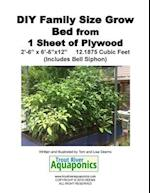 DIY Family Size Grow Bed from 1 Sheet of Plywood
