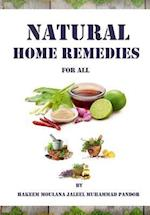 Natural Home Remedies for All