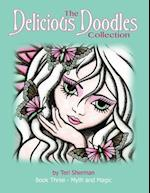 The Delicious Doodles Collection Book Three