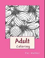 Adult Coloring for Mother