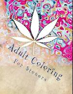 Adult Coloring for Stoners