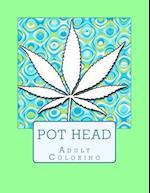 Pot Head Adult Coloring